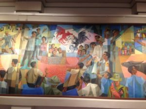 Filipino Tradition in Cubism